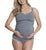 Cake Ice Cream Longer Length Fitted Nursing Tank (40-1040)