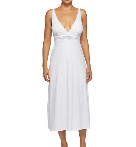 Hanky Panky Annabelle Cotton Maxi Slip Gown (83G571)