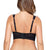 Parfait Adriana Banded Stretch Lace Wireless Bralette (5482)- Black