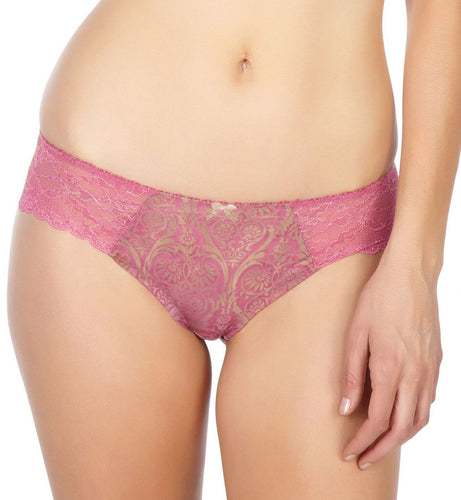 Panache Jasmine Panty Brief (6952),Small,Champagne Pink - Champagne Pink,10