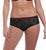 Freya Wild Lace Short (5426),Large,Black Zebra - Black Zebra,Large