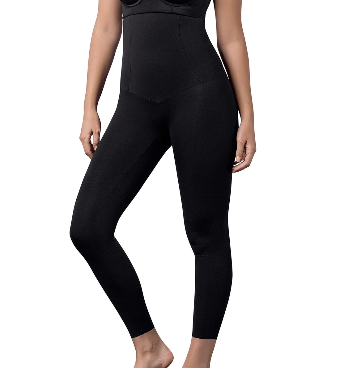 Leonisa Extra High Waisted Firm Compression Legging 012901 Breakout Bras
