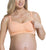 Cake Rock Candy Seamless Nursing Softcup (27-8000),XL,Coral - Coral,XL