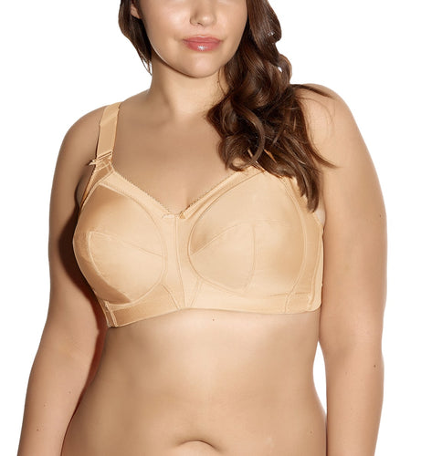 Goddess Audrey Support Softcup (6121)- Nude