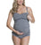 Cake Ice Cream Longer Length Fuller Bust Fitted Nursing Tank (40-1041)