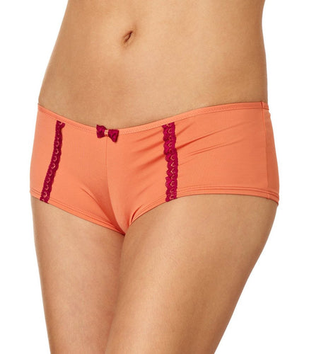 Cleo by Panache Jude Matching Short (5844),Small,Orange/Berry - Orange/Berry,10