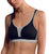 Anita Impact Control Max Support Softcup Sports Bra (5547),32D,Black/Metallic - Black/Metallic,32D