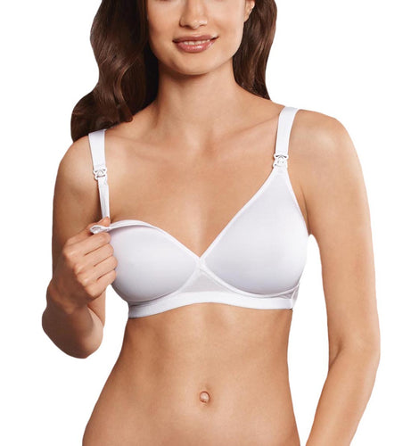 Anita Seamless Spacer Non-wire Plunge Nursing Bra (5070)