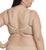 Cake Croissant Flexible Wire Seamless Nursing Bra (24-1016-01)- Nude