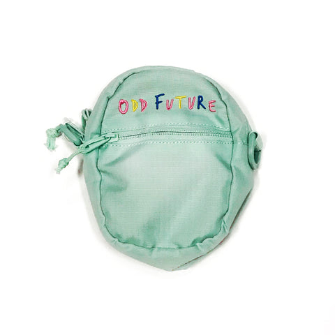 ODD FUTURE MINT SHOULDER BAG