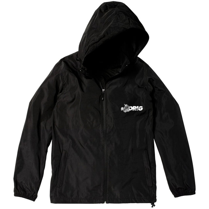 ORIG WINDBREAK WATER RESISTANT COREXPLOSION BLACK