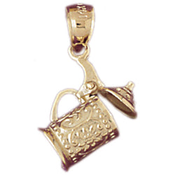 14K GOLD COOKING CHARM #6955