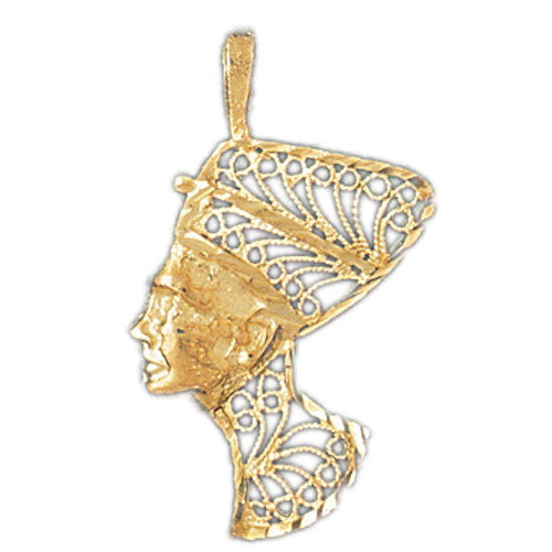 14K GOLD EGYPTIAN CHARM #3161