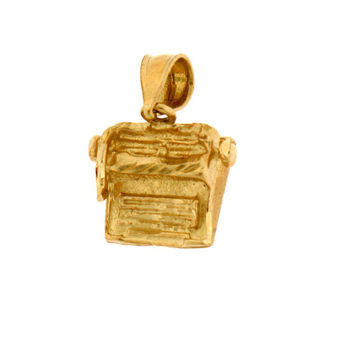 14K GOLD OFFICE CHARM #6440