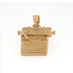 14K GOLD OFFICE CHARM #6442
