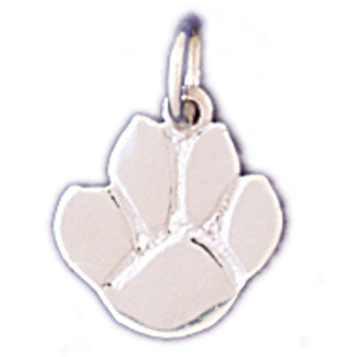 14K WHITE GOLD ANIMAL CHARM #11138