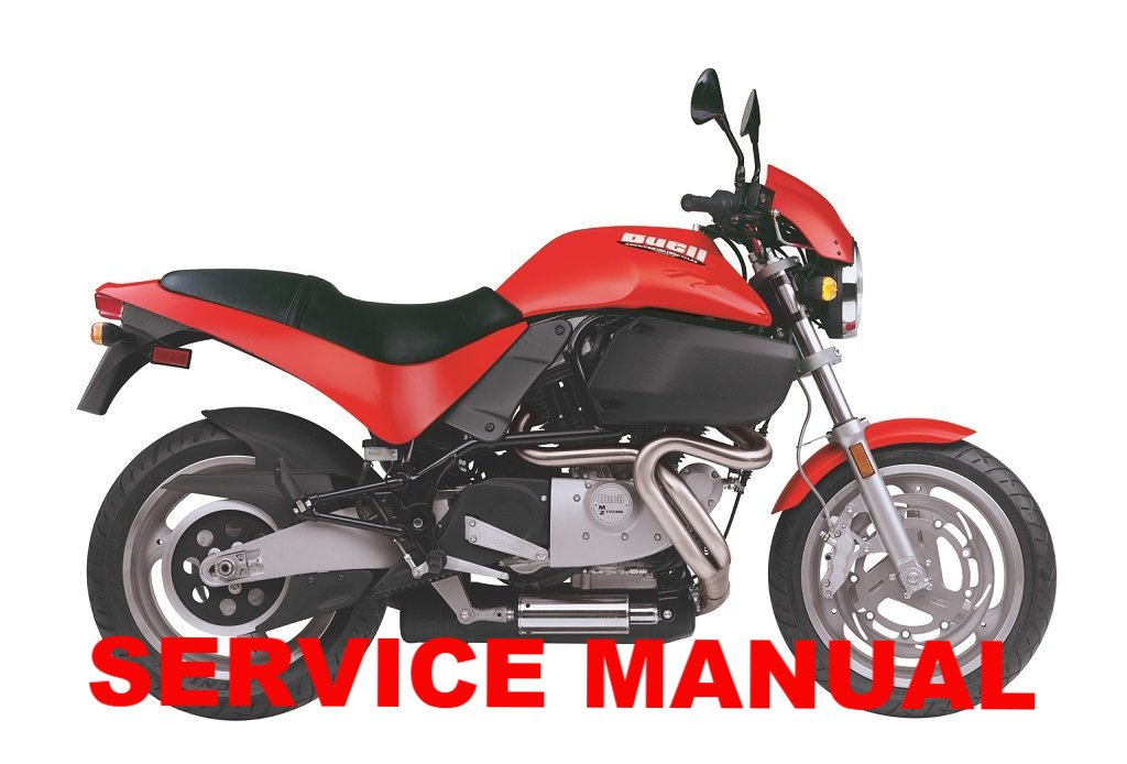 Genuine Buell 1997-2002 M2 Cyclone Service Manuals