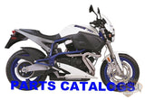 Genuine Buell 1999-2002 X1 Lightning Parts Catalogs Tools