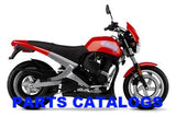 Genuine Buell 2000-2010 Blast / P3 Parts Catalogs