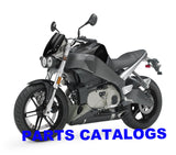 Genuine Buell 2003-2010 Lightning Parts Catalogs