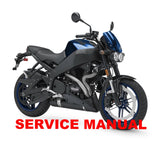 Genuine Buell 2003-2010 XB Lightning Service Manuals