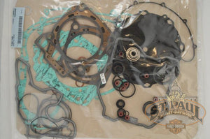 T1001 1Am Genuine Buell 2008 2009 1125R 1125Cr Engine Gasket Set U8C Gaskets