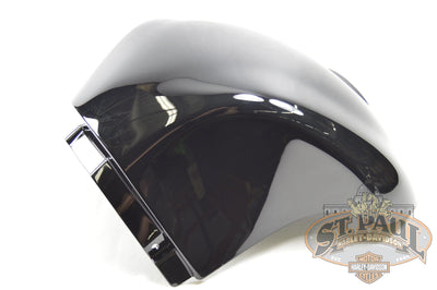 M1224 7Aamw Genuine Buell Midnight Black Intake Cover With Decals 2003 2010 Xb 1125 Models Asd Body