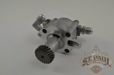 26357 02B Genuine Buell Oil Pump 2003 2007 Xb Models L10C Engine