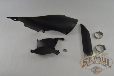 Genuine Buell Right Scoop Heat Shield Kit All Xb Models L19Cl19Cb4Pb4Pb1L Body