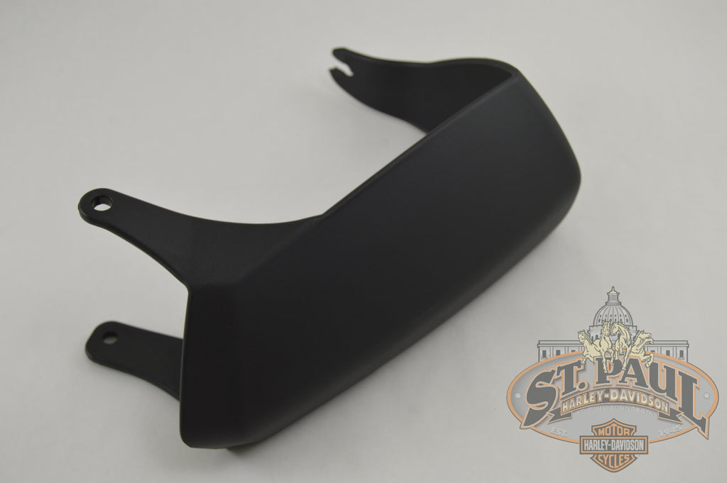 N0007 1Ajmbe Genuine Buell Right Side Wind Deflector In Black B2Y Body