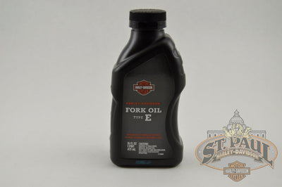 62600026 Genuine Harley Davidson Buell Type E Fork Oil 1 Pint Q2B Suspension