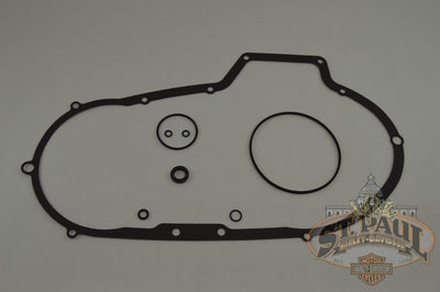 34955 89B Genuine Buell Primary Cover Gasket Kit 1995 2002 S1 S2 S3 X1 M2 Models Gaskets