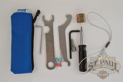 C2024 1As Genuine Buell Motorcycle Tool Kit Stock On All 2003 2010 Xb Models U4C Tools
