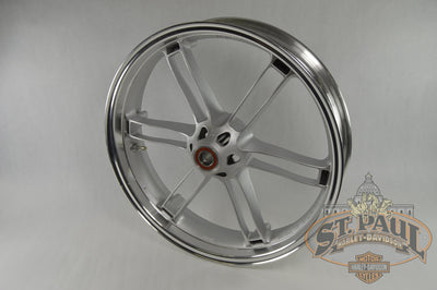 G0110 02A8Wax Genuine Buell Front Stardust Silver Wheel All Xbs 1125 U5C Wheels