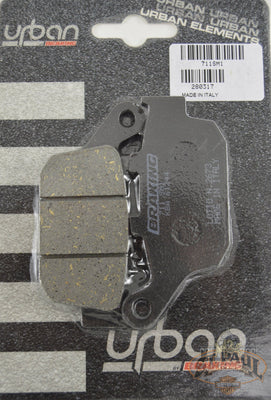 Braking Semi Metallic Rear Brake Pad Set 1998-2002 S3 M2 X1 / 2000-2010 Blast 2003-2010 Xb Models