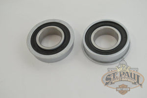 E0002 1Am Genuine Buell Flanged Neck Bearings Pair All 1125R 1125Cr B5Y