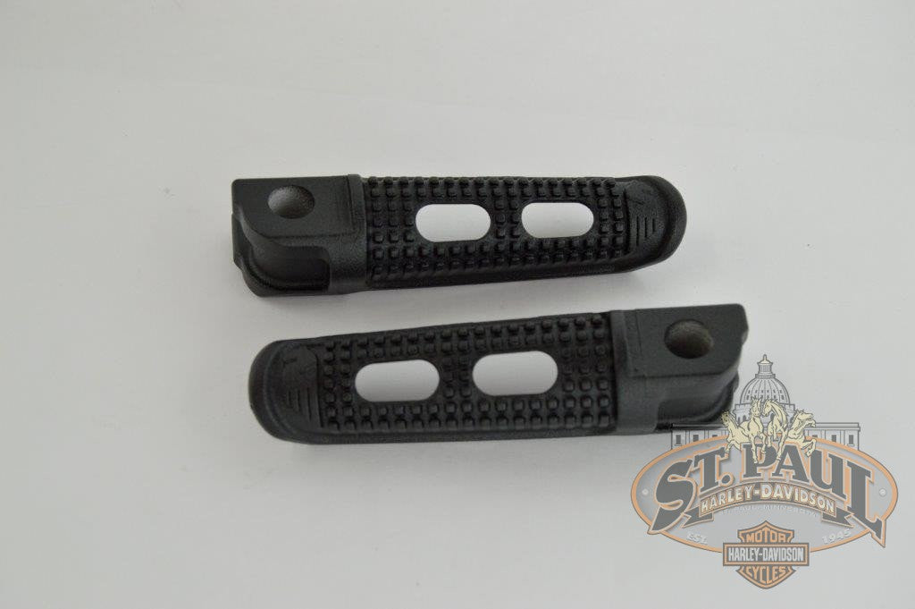 Xbpfb Black Buell Passanger Footpeg Pair Kit For Xb Models B4Z