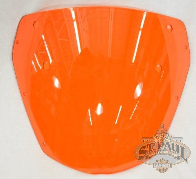 M1601 4Akmch Genuine Buell Windscreen In Valencia Orange Xb12X Models U6B Body