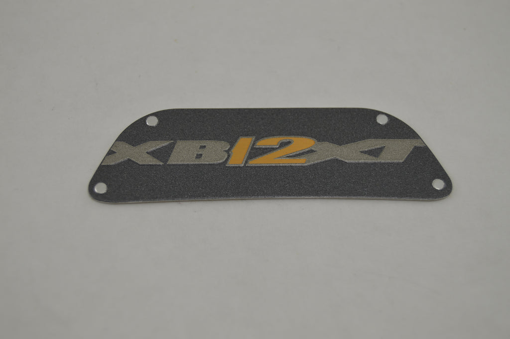 M0675.1AV Genuine Buell Decal, Handlebar Clamp, 09-10 XB12XT (B5F)