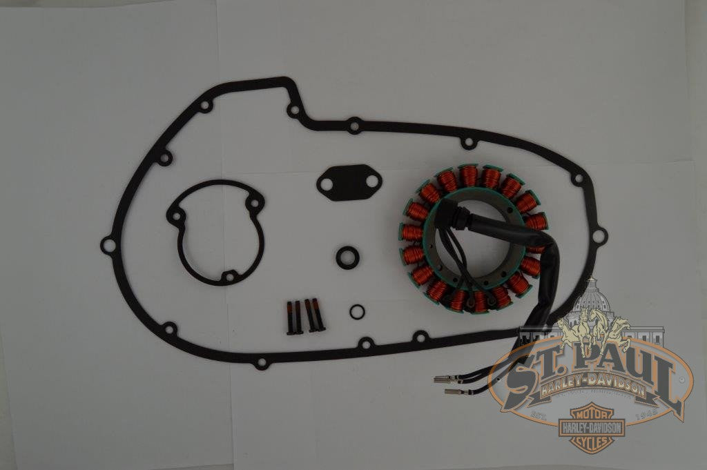 29971 02Ya Genuine Buell 38 Amp Stator Kit All 2003 2007 Xb9Rs Xb12Rs Electrical