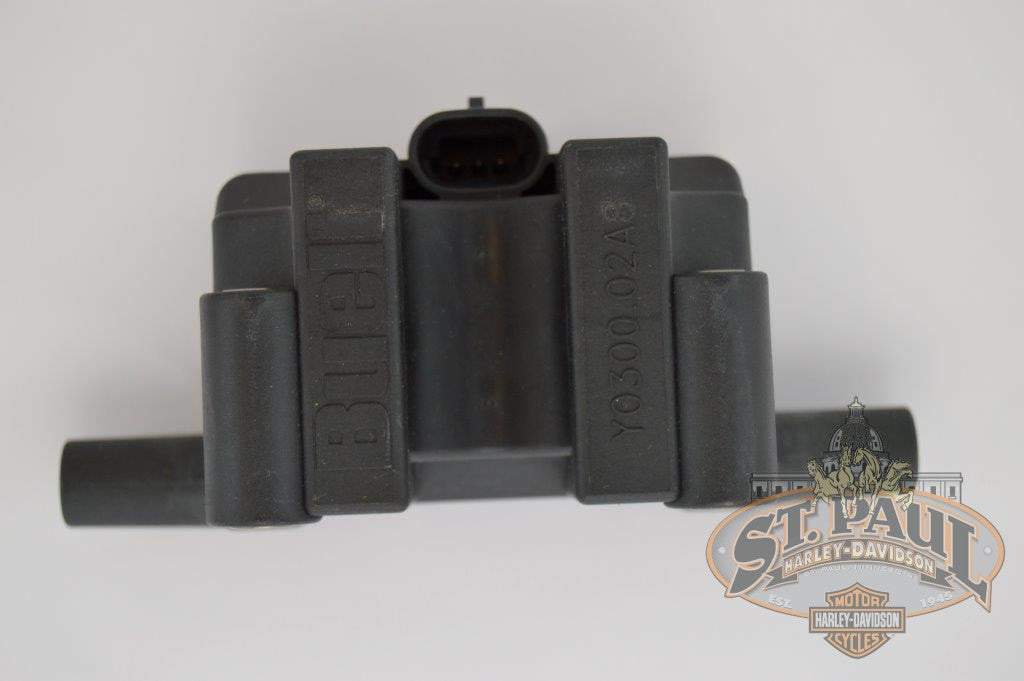 Y0300 02A8 Genuine Buell Ignition Coil All 2003 2010 Xb Models B5Y Electrical