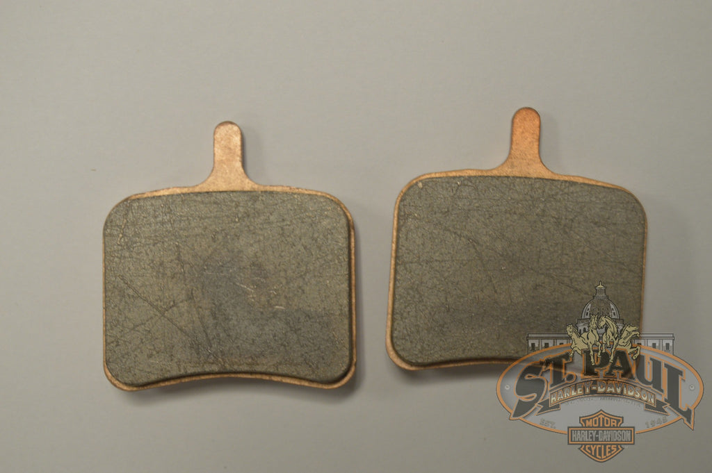 H0301 1Am Genuine Buell 1125R 1125Cr Rear Brake Pads With Clips B3J Brakes