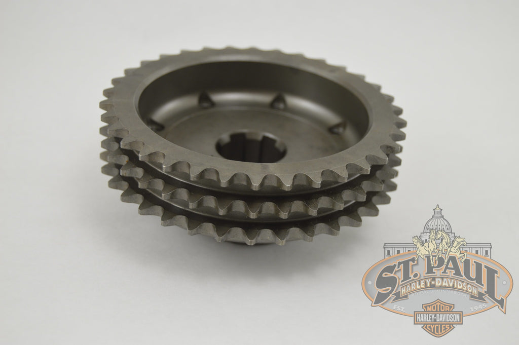 40241 02A Genuine Buell Primary Engine 34 Tooth Sprocket 2003 2007 Xb9 Models