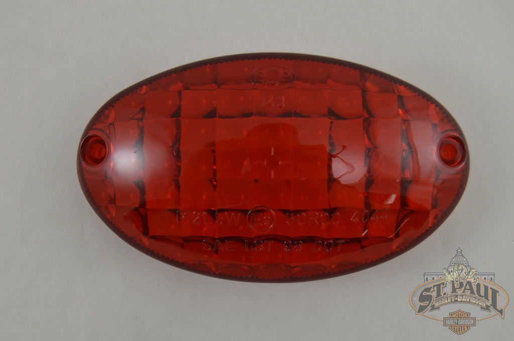 Y0043.02A8 Genuine Buell Rear Tail Light Lens 2003-2009 Lighting Firebolt & 1125 Models (B4F)