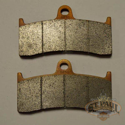 H0300 Fa Genuine Buell Front Brake Pads For 98 02 Tubers With Nissin Caliper B4S Brakes