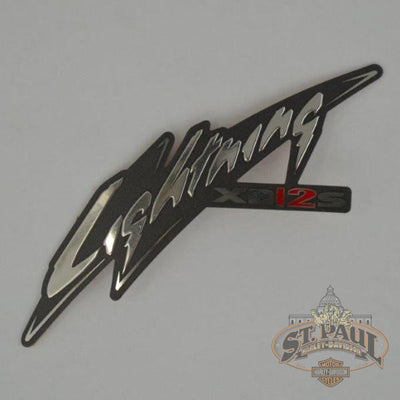 M0726 1Ac Genuine Buell Windscreen Tail Graphic All Xb12S Models B4D Decal Emblem