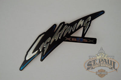M0726 1Aj Genuine Buell Windscreen Tail Graphic All Xb9Sx Models B4D Decal Emblem