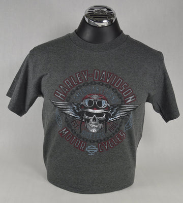 St. Paul Harley-Davidson T-Shirt, Men's HD Fortify