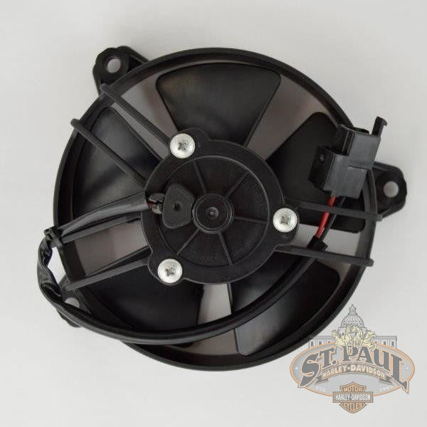 Q0060 1Am Genuine Buell Cooling Fan All 1125R And 1125Cr Models L19D Electrical