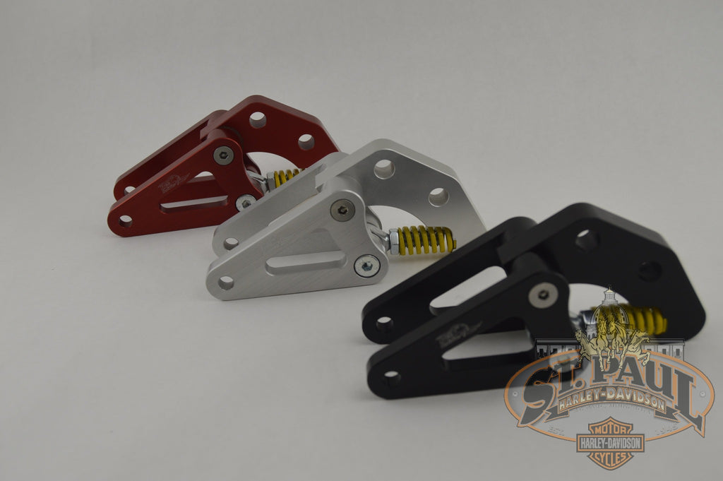 Free Spirits Buell Xb Belt Tensioner Red Black Or Silver. 2003-2010 Xb Models